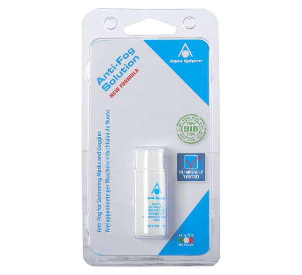 Aqua Sphere Anti Fog Solution 8ml