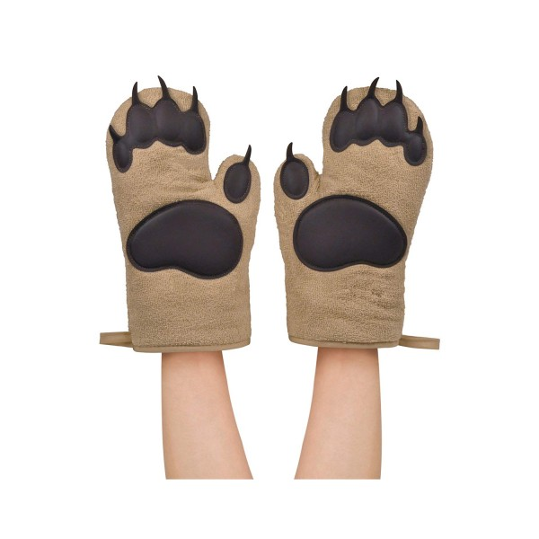 Fred & Friends Bear Hands Oven Gloves