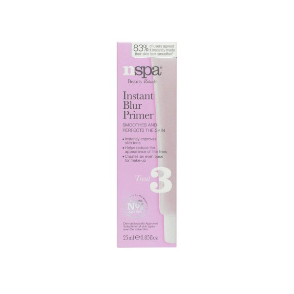 NSPA Instant Blur Face Primer Smoothes and Perfects The Skin 25ml