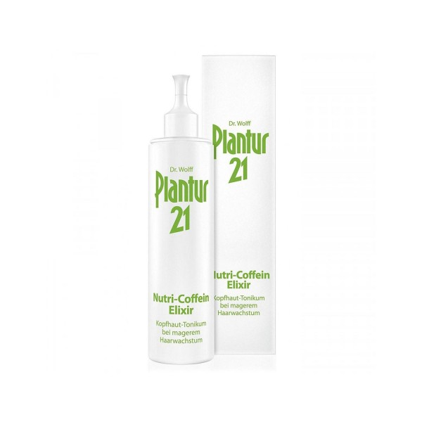 Plantur 21 Nutri Caffeine Elixir Protection Against