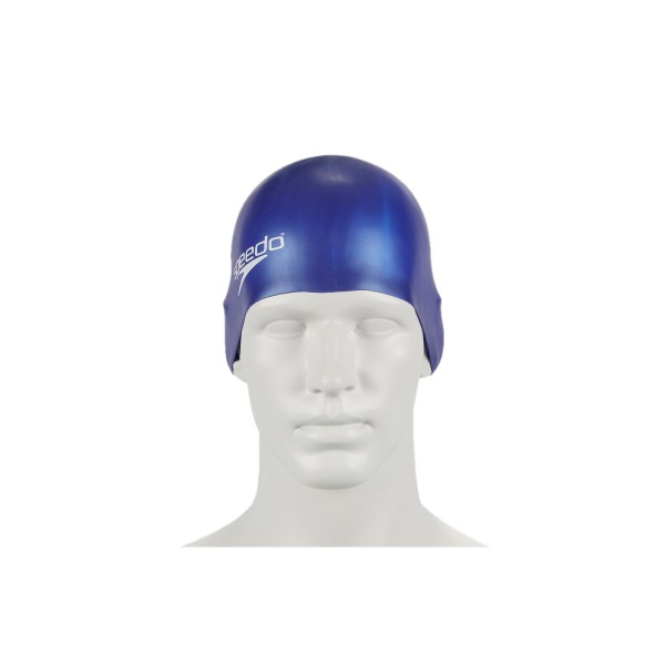 Speedo Moulded Silicone Caps JNR Royal Onogo 9a95bab70e98d