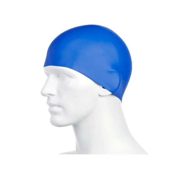Speedo Moulded Silicone Caps SNR Royal