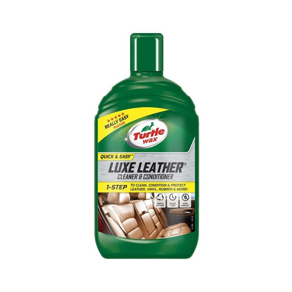 Turtle Wax - Luxe Leather Cleaner & Conditioner 500ml