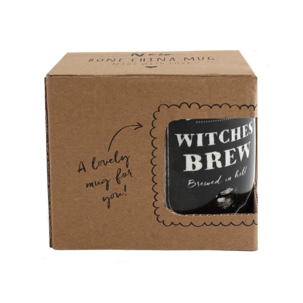 Something Different Witches Brew Boxed Mug