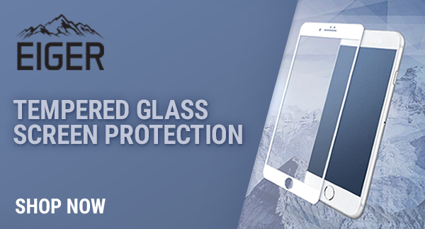 Tempered glass screen protection for samsung s8 and iphone